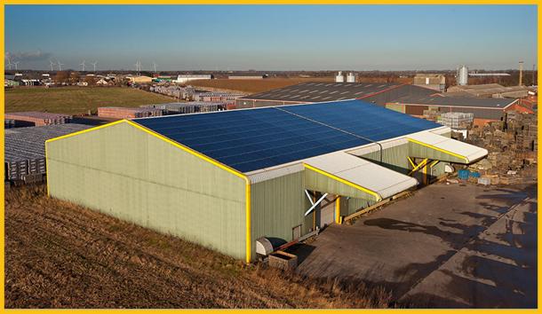 Sectors we serve   Warehouses / Cold Storage